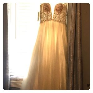 I bought it for my junior prom but I never did go.